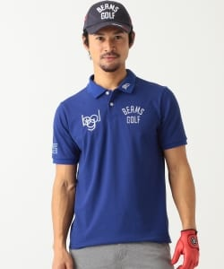 BEAMS GOLF ORANGE LABEL / ツアー ポロシャツ