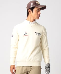 BEAMS GOLF ORANGE LABEL / ツアー 防風ニット