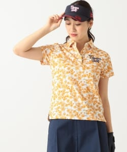 BEAMS GOLF ORANGE LABEL / ポピー ポロシャツ