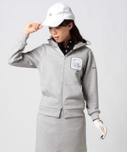 BEAMS GOLF ORANGE LABEL / メッセージパーカー