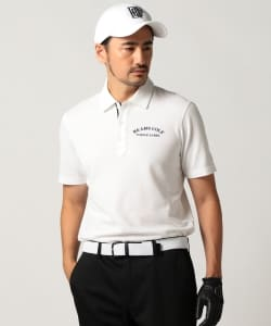 BEAMS GOLF PURPLE LABEL / BGP カノコ ポロシャツ