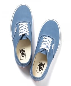 【OCEANS5月号掲載】VANS / Authentic