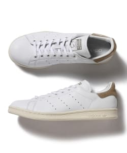 【OCEANS10月号掲載】addidas / STAN SMITH
