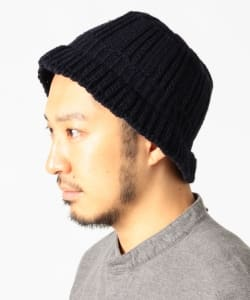Cableami / Wool CLOCHE