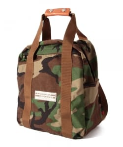 【予約】WILDERNESS EXPERIENCE / Flight Pack S Camo