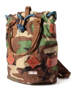 【予約】WILDERNESS EXPERIENCE / Layover Camo