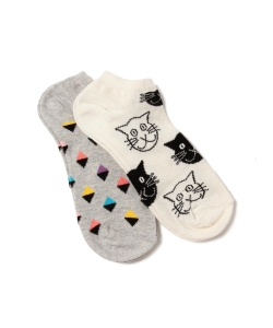 Happy Sox / CAT 2PSOCKS