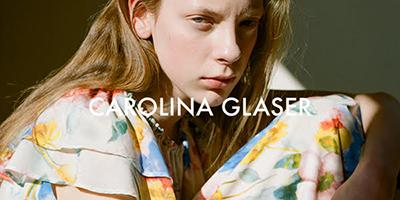 <CAROLINA GLASER(カロリナ グレイサー)>の2018年春夏コレクション