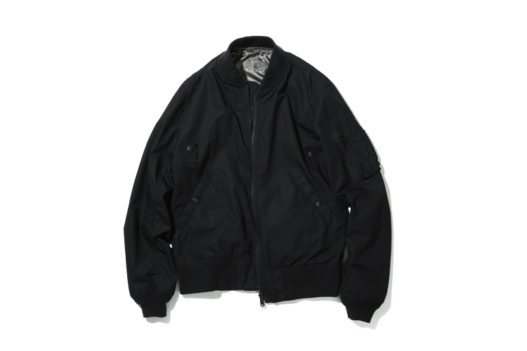 ALPHA INDUSTRIES / Reversible Packable MA-1