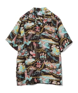 SUN SURF / Song Hawaiian Shirt