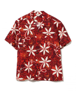 "STAR OF HOLLYWOOD / Open Shirt ""BLUE HAWAII"""