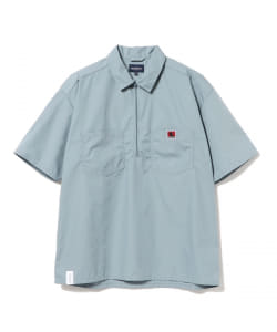 DESCENDANT / Voil Pullover Short sleeve Shirt