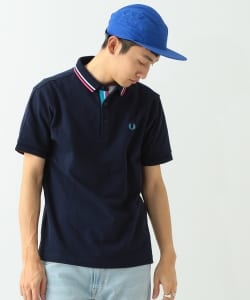 FRED PERRY × BEAMS / 別注 チェンジカラー ポロシャツ 18SS
