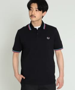 FRED PERRY × BEAMS / 男裝 短袖 POLO襯衫