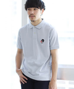 【SPECIAL PRICE】BEAMS T / Skull Polo Shirt