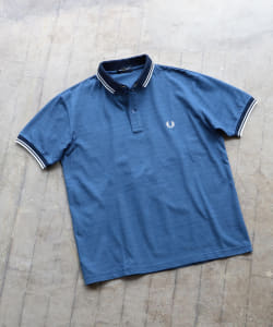 FRED PERRY × BEAMS / 別注 Double Collar Polo Shirt