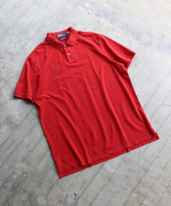 POLO RALPH LAUREN for BEAMS / Basic Polo Shirt