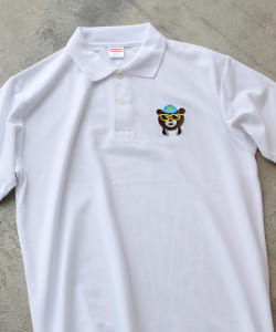 【SPECIAL PRICE】BEAMS T / HEADPHONE BEAR POLO