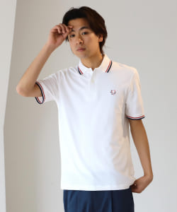 FRED PERRY × BEAMS / 別注 Twin Tipped Polo Shirts