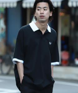 FRED PERRY × BEAMS / 別注 Over Size Polo Shirts