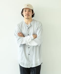 CHARI&CO × BEAMS T / 別注 Baseball Shirts