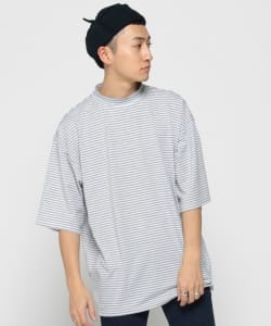 【アウトレット】VAPORIZE / Mock Border T-shirt