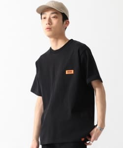 UNIVERSAL OVERALL × BEAMS / 別注 ワッペン Tシャツ