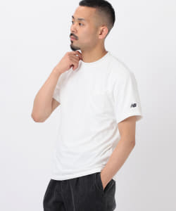 【予約】NEW BALANCE × BEAMS PLUS / 別注 Tシャツ