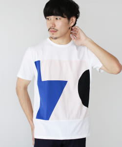 ALOYE / Color Block TEE 20SS