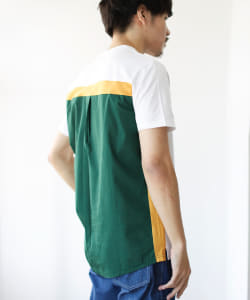 ALOYE × BEAMS T / 別注 Shirt Fabrick Tee 20SS3