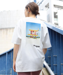 FRUIT OF THE LOOM / FRUIT OF THE LOOM x anna magazine Print Tシャツ