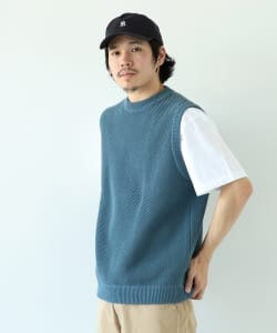 Crepuscule × BEAMS T / 別注 Vest