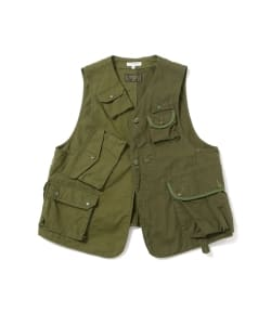 ENGINEERED GARMENTS × BEAMS PLUS / 別注 MILSPO VEST