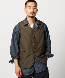 【予約】POST OVERALLS / 1512 Royal Traveler コットン