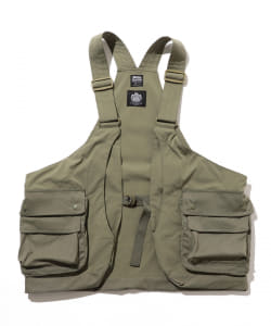 【予約】Abu Garcia × BEAMS / 別注 Fishing Vest