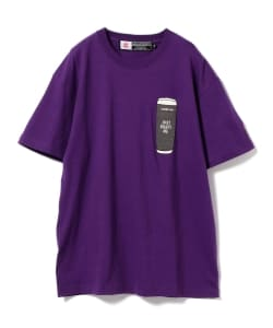 【Web限定】CHARI&CO × BEAMS T / 別注 Beer Pocket Tee