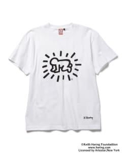 have a good time×keith haring / プリント Tシャツ