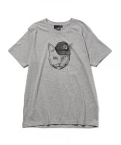 【SPECIAL PRICE】BEAMS T / スーベニア キャット Tシャツ