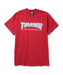THRASHER / OUTLINED Tee▲
