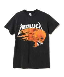 METALLICA / FLAMING SUN Tee