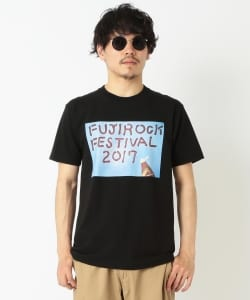 FUJI ROCK FESTIVAL'17 × BEAMS / とんだ林蘭 Tee