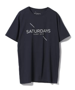 SATURDAYS NYC × BEAMS / 別注 Tシャツ