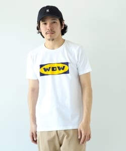 【アウトレット】The Wonderful! design works. / Logo Tee