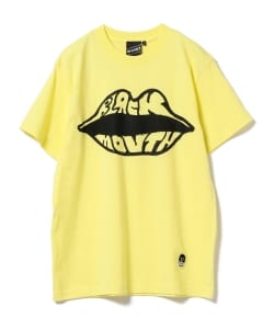 【SPECIAL PRICE】BLACK HUMOURS by Jody Barton / Black Mouth Tee