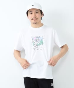 FUJI ROCK FESTIVAL'18 × BEAMS / Ryo Kaneyasu Tシャツ
