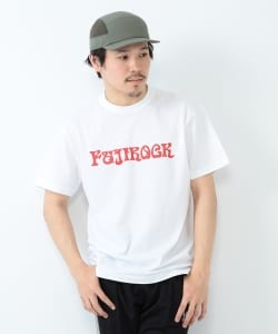 FUJI ROCK FESTIVAL'18 × BEAMS / verdy バタフライ Tシャツ