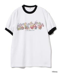 south for F × BEAMS / 別注 Seven Dwarfs T-shirt