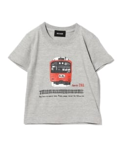 JR × BEAMS / Kids T-Shirt
