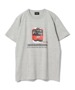 【タイムセール対象品】JR × BEAMS / Short Sleeve T-Shirt