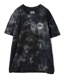 SPITFIRE / Classic Swirl Crystal Wash Tシャツ